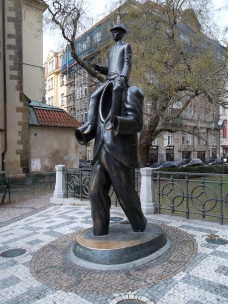 estatua-de-kafka